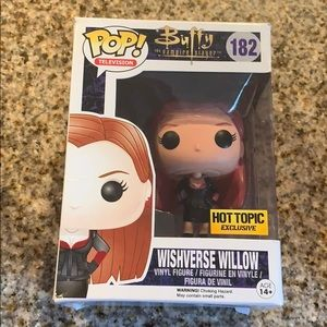 Wishverse Willow Buffy the Vampire Slayer Funko